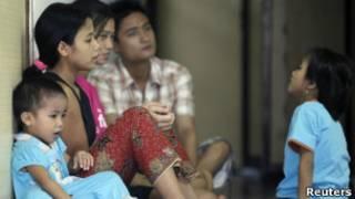 عمده پناهجویانی که در مالزی پناه گرفتهاند اهل برمه هستند