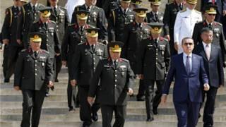 جنرالات الجيش