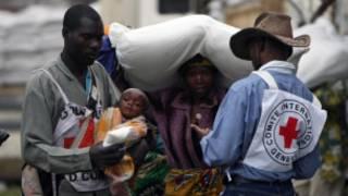 'Yan gudun hijira a kasar Mali