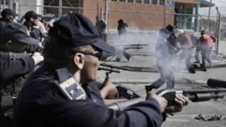 Polisi wa Afrika Kusini