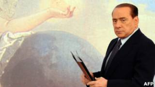 Silvio Berlusconi. Foto: AFP