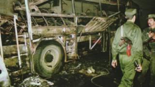 هجوم سابق في الجزائر