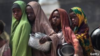 لاجئو الصومال