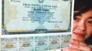 Trái phiếu phát hành bằng đô la Mỹ của Chính phủ Việt Nam.