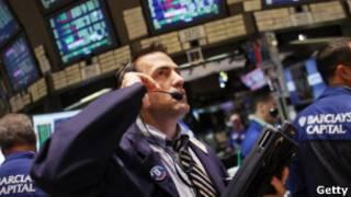 Рост фондовых рынков