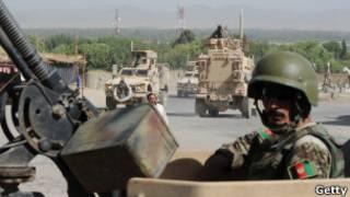 نظامی افغانستان
