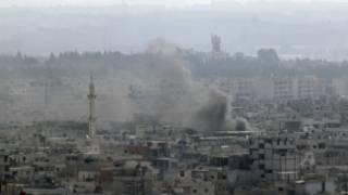 شهر لاذقیه در سوریه