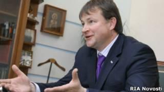 Вячеслав Дудка, экс-губернатор Тульской области