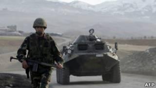 دورية عسكرية تركية