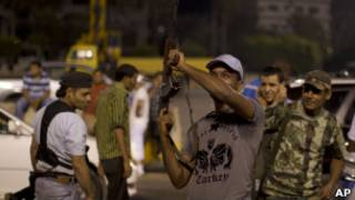 Войска Каддафи