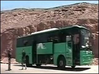 इसराइली बस