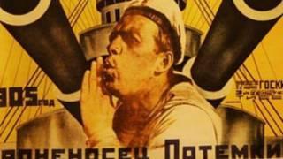 Phim Chiến hạm Potemkin của Sergei Eisenstein
