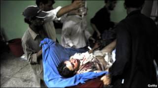 मस्जिद में धमाका