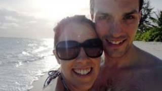 Gemma e Ian Redmond (BBC)