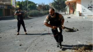 جنگ داخلی لیبی