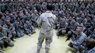 جنود امريكيون