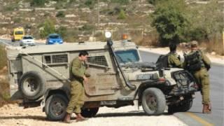 مدرعة اسرائيلية