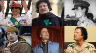 Муаммар Каддафі керує Лівією понад 40 років