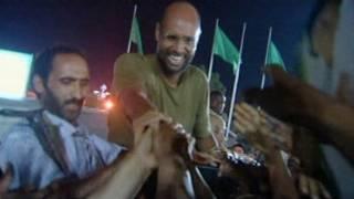 Saif Al-Islam, mtoto wa kiongozi wa Libya Muammar Gaddafi