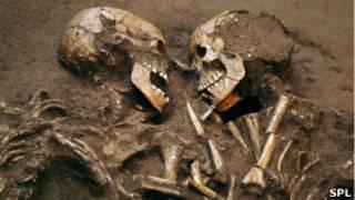 останки древних людей