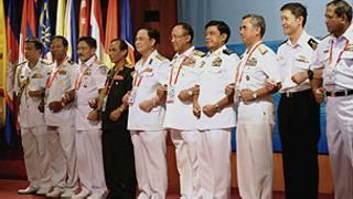 Chỉ huy hải quân các nước khối Asean