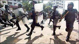 बांग्लादेश पुलिस