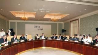 مجموعة الاتصال بشأن ليبيا