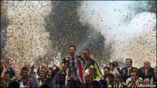 Минулого травня Фенербахче увісімнадцяте здобув титул найкращого клубу Туруччини