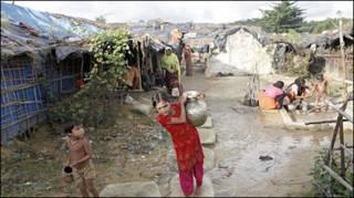 बर्मा के शरणार्थी