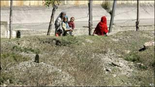 कश्मीर सामूहिक कब्र