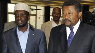 Shugaban Somalia, Sheikh Sherif Ahmed