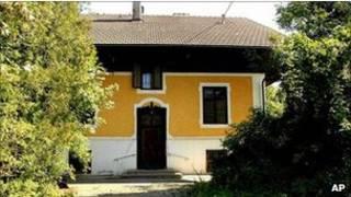 Дом в деревне Санкт-Петер-ам-Харт