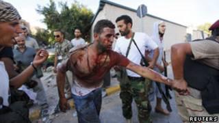 聯合國呼籲利比亞衝突各方保持克制