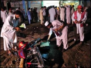 मस्जिद में धमाका (फ़ाइल फ़ोटो)