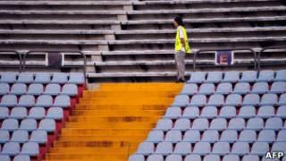 ملعب نادي أودينيزي الإيطالي