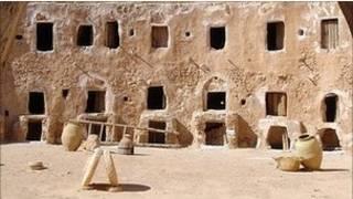 میراث جهانی در لیبی