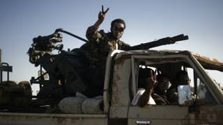 Ingabo za Libya