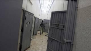 Nhà tù của Gaddafi