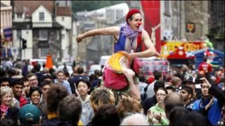 爱丁堡边缘艺术节