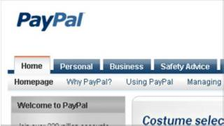 Shafin intanet na PayPal