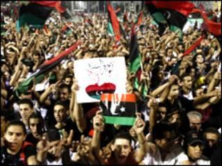 'Yan adawa a Kasar Libya