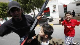 مخالف مسلح در لیبی