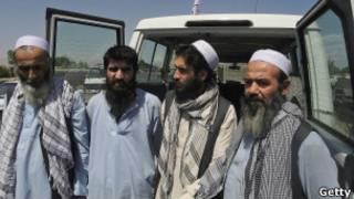 مهندسون أتراك أفرج عنهم في أفغانستان