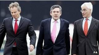 達林與前首相布萊爾和布朗都共過事
