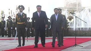 رحمان و احمدینژاد