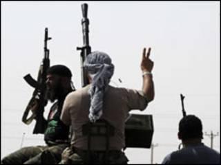 Mayakan 'yan tawayen Libya