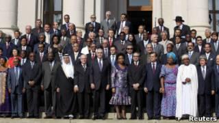 وزراء خارجية دول الانحياز