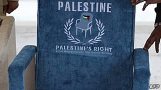 Silla palestina.