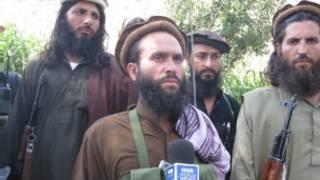 ملا داد الله فرمانده طالبان در باجور