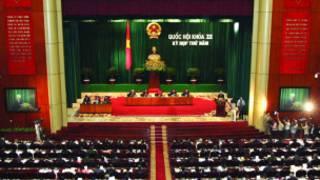 Một phiên họp Quốc hội